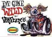 EYE GONE WILD (Monster Hot Rod!) - Model Kit