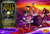JOLLY ROGER: ESCAPE THE TENTACLES OF FATE - Model Kit