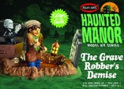 HAUNTED MANOR: GRAVE ROBBER'S DEMISE - Model Kit