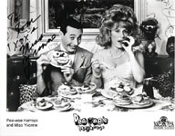 MISS YVONNE (Pee-Wee's Playhouse) - Autograph