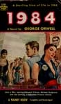 1984 (Movie Tie-In from 1956) - Paperback Book