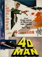 4-D MAN (1959/USA format) - Used DVD