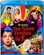 5,000 FINGERS OF DR. T (1952) - Blu-Ray