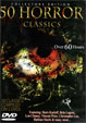 FIFTY HORROR CLASSICS - Used DVD Box Set