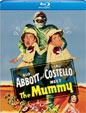 ABBOTT & COSTELLO MEET THE MUMMY (1955) - Blu-Ray