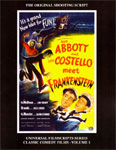 ABBOTT & COSTELLO MEET FRANKENSTEIN - Magic Image Filmbook