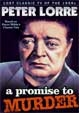 PROMISE TO MURDER, A (1955) - DVD