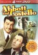 ABBOTT AND COSTELLO BOX SET (4 DVDs) - Used DVD Set