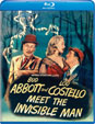 ABBOTT AND COSTELLO MEET THE INVISIBLE MAN (1951) - Blu-Ray