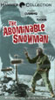 ABOMINABLE SNOWMAN, THE (1957) - Used VHS