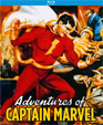 ADVENTURES OF CAPTAIN MARVEL, THE (1941) - Blu-Ray