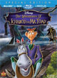 ADVENTURES OF ICHABOD & MR. TOAD (1949) - Blu-Ray & DVD Combo
