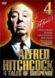 ALFRED HITCHCOCK - 4 TALES OF SUSPENSE - Used DVD Set