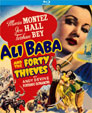 ALI BABA AND THE FORTY THIEVES (1944) - Blu-Ray