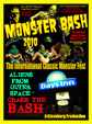 ALIENS FROM OUTER SPACE CRASH THE BASH (2010) - DVD