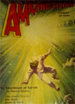 AMAZING STORIES (August 1932) - Pulp Magazine
