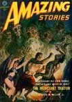 AMAZING STORIES (January 1952) - Pulp Magazine