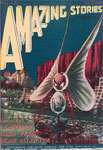 AMAZING STORIES Vol. 1 No. 2 - Pulp Magazine