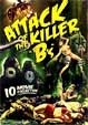 "ATTACK OF THE KILLER ""B's"" (10 Movie Set) - DVD"