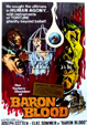 BARON BLOOD (1972) - DVD
