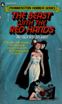 BEAST WITH THE RED HANDS (Frankenstein Series) - Paperback Book