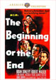 BEGINNING OR THE END (1947) - DVD