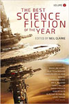 BEST SCIENCE FICTION OF THE YEAR Volume 2 - Softcover Book