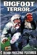BIGFOOT TERROR (4 Feature Films) - DVD