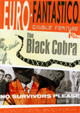 BLACK COBRA (1965)/NO SURVIVORS PLEASE (1964) - DVD