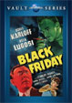 BLACK FRIDAY (1940) - DVD