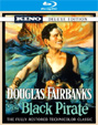 BLACK PIRATE, THE (1926) - Blu-Ray