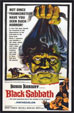 BLACK SABBATH (1964/Italian with subtitles/CZ) - DVD