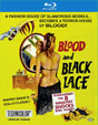 BLOOD AND BLACK LACE (1964) - Blu-Ray/DVD Combo (2 discs)
