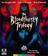 BLOODTHIRSTY TRILOGY (Japanese Vampire Films/1970-74) - Blu-Ray