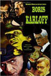 BORIS KARLOFF: ACTORS SERIES (New Cover) - Softcover Book