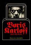 BORIS KARLOFF AND HIS FILMS - Used Hardback Book