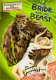 BRIDE & THE BEAST/ THE WHITE GORILLA - DVD Double Feature