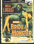 SCRIPTS FROM THE CRYPT #4 (BRIDE OF THE MONSTER 1956) - Book