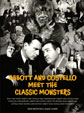 CLASSIC MONSTERS SPECIAL: A&C MEET THE MONSTERS - Magazine