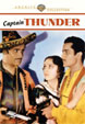 CAPTAIN THUNDER (1930) - DVD