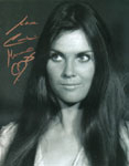 CAROLINE MUNRO (Captain Kronos) - 8X10 Autographed Photo