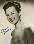 CHARLOTTE AUSTIN (Glamour) - Autographed Glossy Photo