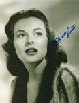 CHARLOTTE AUSTIN (Sweater) - Autographed Glossy Photo