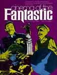 CINEMA OF THE FANTASTIC (1972) - Large Used Hardback Book