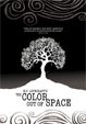 COLOR OUT OF SPACE (2012 with Retro Look) - DVD
