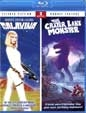 CRATER LAKE MONSTER / GALAXINA (Double Feature) - Blu-Ray