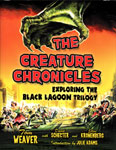 CREATURE CHRONICLES (Autographed Edition) - Hardback Book