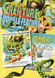 CREEPY CREATURE DBL. FEATURE 1 - Monster/Serpent Island - DVD