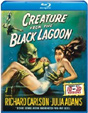 CREATURE FROM THE BLACK LAGOON (1954) - Blu-Ray