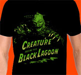 CREATURE FROM THE BLACK LAGOON - T-Shirt